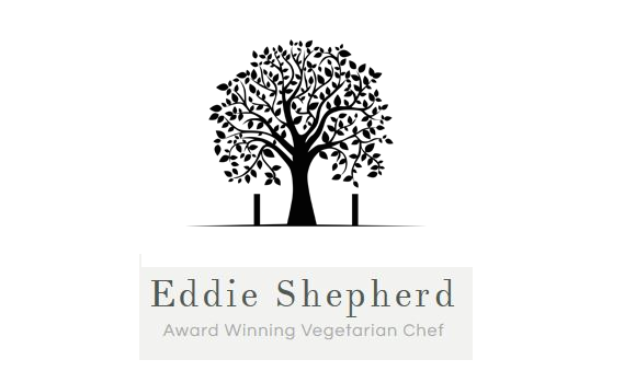 Eddie Shepherd is an award winning modern vegetarian chef,